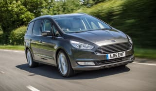 Ford Galaxy front tracking