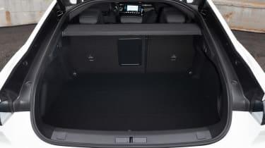 Peugeot 508 Hybrid - boot