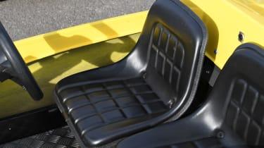 Kid Drivers - seats