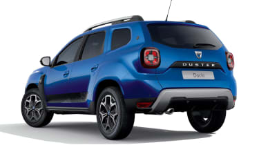 Dacia Duster Stepway SE Twenty - rear