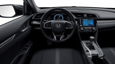 Honda Civic 2020 - interior