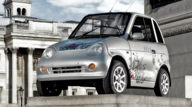 What are the worst cars ever - G-Wiz