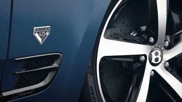 Bentley Mulsanne 6.75 edition - wheel detail