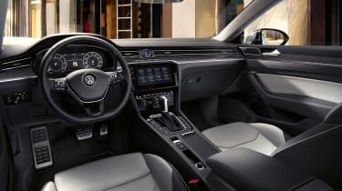 New Volkswagen Arteon - cabin