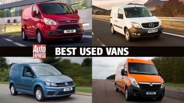Best used vans header