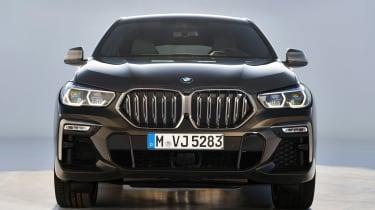 BMW X6 - full front