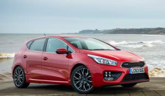 Kia Cee'd GT front
