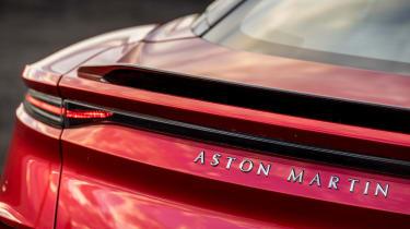 Aston Martin DBS Superleggera - rear detail
