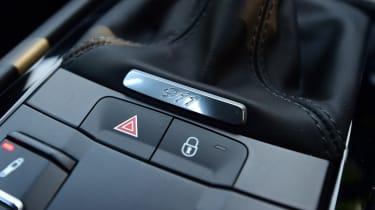 Porsche 911 Carrera T - buttons