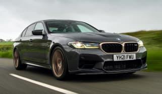 BMW M5 CS - front
