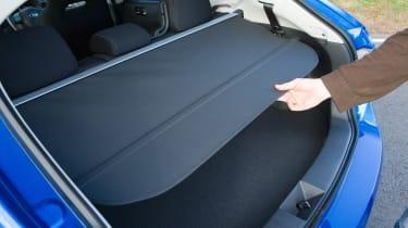 Subaru Impreza boot