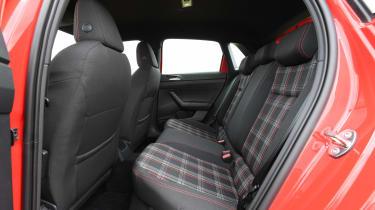 Volkswagen Polo GTI - rear seats