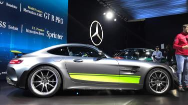 Mercedes-AMG GT R Pro - LA Motor Show side/rear