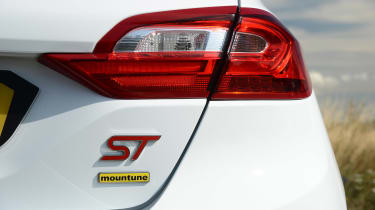 Ford Fiesta ST M225 - rear badge