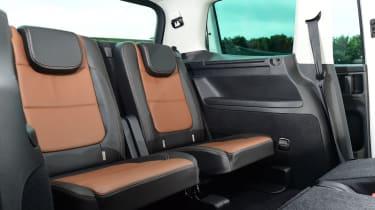 SEAT Alhambra - rear seats
