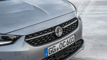 Vauxhall Corsa - grille