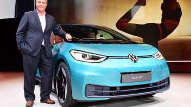 Volkswagen ID.3 - Steve Fowler