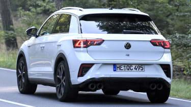 Volkswagen T-Roc R - spyshot 7