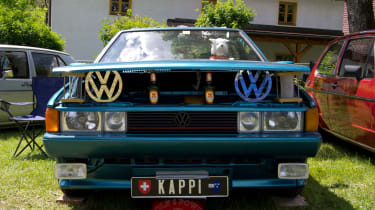 VW fan car - Worthersee