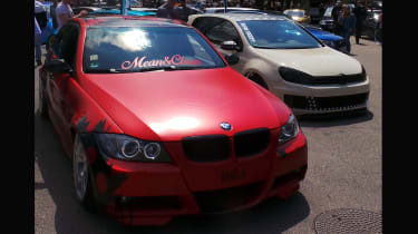 BMW 3 Series 'Mean & Clean'