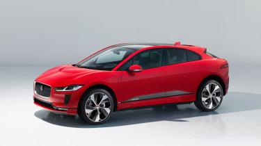 Jaguar I-Pace - studio front