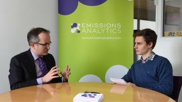 Real world emissions testing emissions analytics