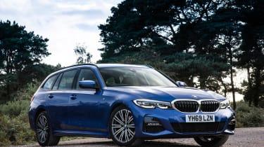 BMW 3 Series Touring static