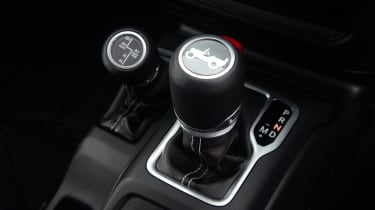 Jeep Wrangler - transmission