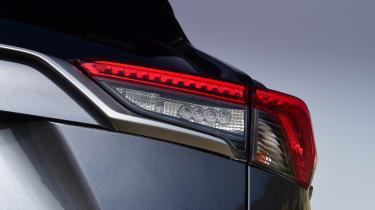 Toyota RAV4 - brake light