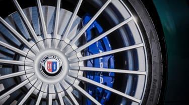Alpina B8 Gran Coupe - wheel
