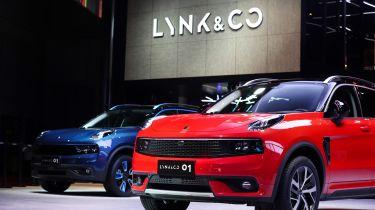 Lynk & Co Shanghai
