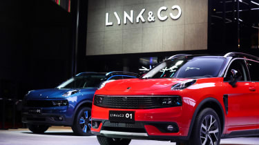 Lynk & Co Shanghai