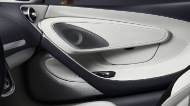 McLaren GT - door