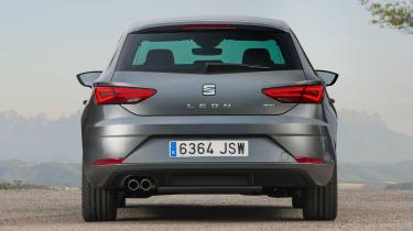 SEAT Leon - full rear