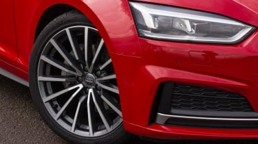 Audi A5 Cabriolet - wheel