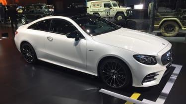Mercedes-AMG E 53 Coupe - Detroit front