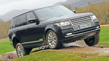 Range Rover MkIV front