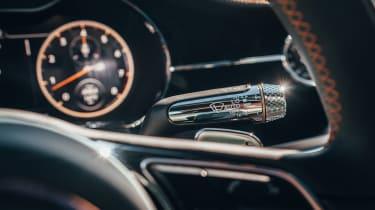 Bentley Flying Spur - indicator stalk