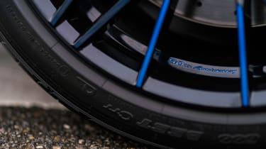 Nissan GT-R 50th Anniversary Edition - wheel detail