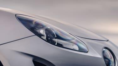 Alpine A110 Legende GT - front light