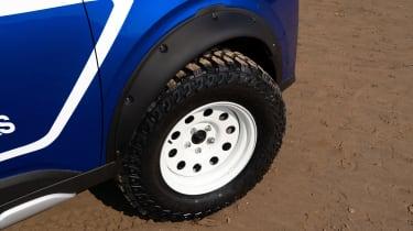 Kia Soul EV Boardmasters Edition - wheel