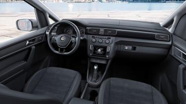 Volkswagen Caddy - interior basic