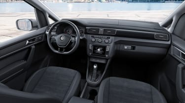 Volkswagen Caddy - interior basic