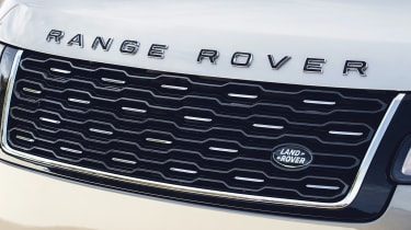 Range Rover SVAutobiography - grille
