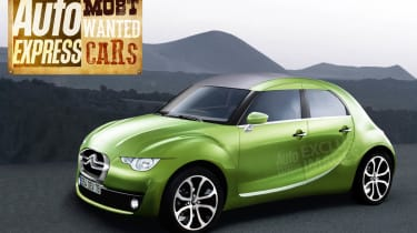 Citroen 2CV - Most Wanted