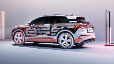 Audi Q4 e-tron - rear