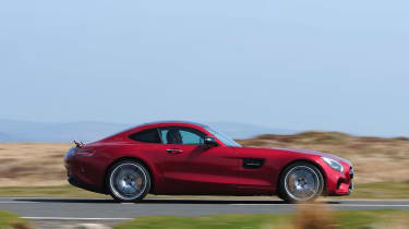 Mercedes-AMG GT S 2015- panning