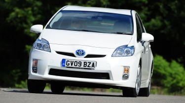 Best cheap fuel efficient cars - Toyota Prius