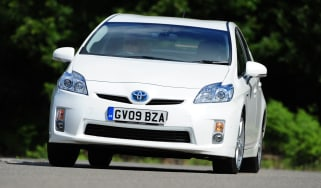 Best cheap fuel efficient cars - Toyota Prius