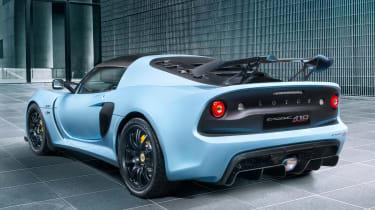 Lotus Exige Sport 410 - rear